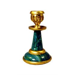 Подсвечник сувенирный, сплав олово (уп.1шт.)