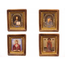 Икона в багете сосна, под стеклом (23*20см)