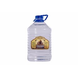 """Масло лампадное """"Соборное"""" бутылка 3л (5 бут. в коробке)"""