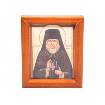 Икона в дер.рамке под стеклом (7,5*6см)