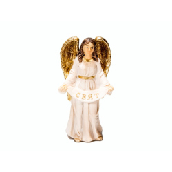Ангел с платом, 10см. (уп.1шт.)