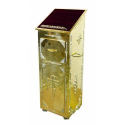 Аналой с ящиками (Высота:130см)