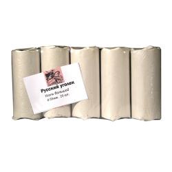 Уголь кадильный Большой в пластинах, 55мм (25таб./5 брикет.в пласт.)