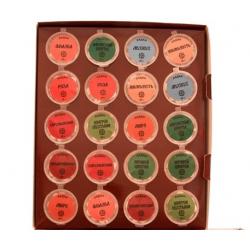 Ладан Ватопедский набор из 20 ароматов по 20гр. (пр-во Греция)