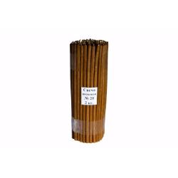 Свечи полувосковые станочные № 20 (2 кг)
