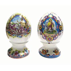 Яйцо фарфоровое ХВ большое (уп.10шт.)