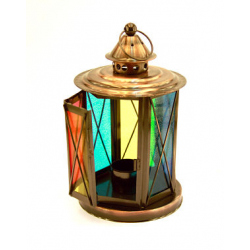 ФОНАРЬ цвет бронза №3 (24,5см) (уп.1шт.)