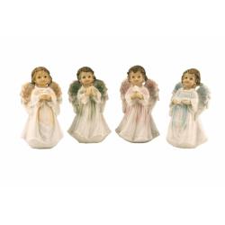 Ангел в ассорт. (А-14, размер 11,5см) (уп. 4шт.)