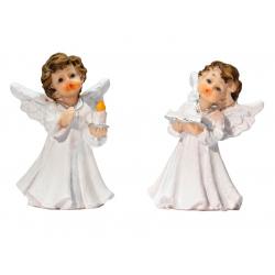 Ангел в ассорт. (А-22, размер 9,5 см) (уп. 4 шт.)