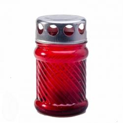Лампада неугасимая красная со сменным блоком (уп.20шт.)