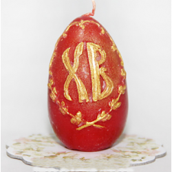 Свеча «Пасхальное яйцо» малое
