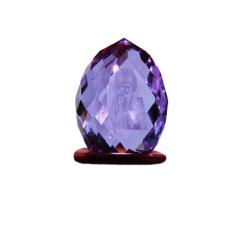 Яйцо-кристалл с иконой малое (уп.1шт.)
