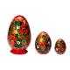 Яйцо пасхальное матрешка 3в1 дерево (уп.10шт.)