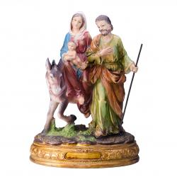"Композиция ""Св.Семейство"" (96-8) размер 26 см (уп. 1шт./ кор.6 шт.)"