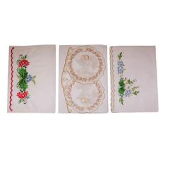 Венчальный набор с вышивкой №2 (бязь)