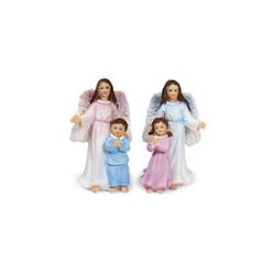 Фигурка ангела (с мал./дев.) (10,5см)