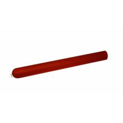 Свеча полувосковая дьяконская красная(уп 4 шт.)