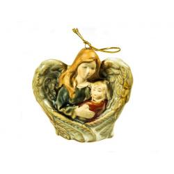Подвесная композиция Ангел-Хранитель с ребенком HG67 (уп.12шт.)