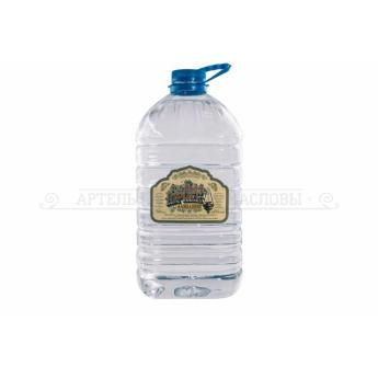 "Масло лампадное ""Горнее"" бутылка 5л (6 бут. в коробке)"