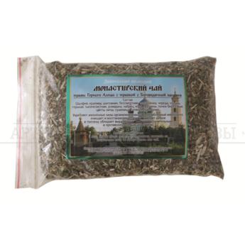"""Чай """"Монастырский"""" 15 трав,100гр.(уп.50шт.)"""