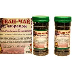 Иван-Чай фермент.с чабрецом,90гр.(уп.33шт.)