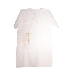 Крестильная рубашка взрослая (46-60р.)