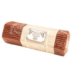 Свечи Красные полувосковые станочные № 30 (2 кг)