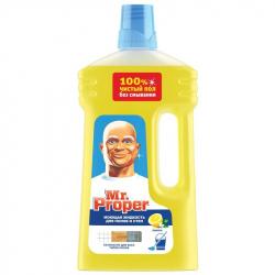 Чистящее средство для пола Mr.Proper,1л.(уп.1шт.)