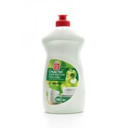 Средство для мытья посуды FINE LIFE Лимон/Яблоко, 500 мл(уп.1шт.)