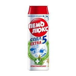 Средство чистящее Пемолюкс Антибактериальный 480 г.(уп.1шт.)