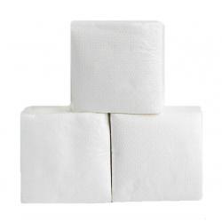 Салфетки бумажные 100шт.24*24см,1слой (уп.48шт.)