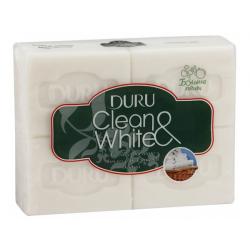 Хозяйственное мыло Duru классическое 4*125 гр.(уп.21шт.)