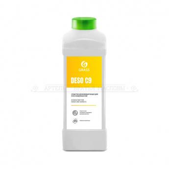 Дезинфицирующее средство на основе изопропилового спирта «DESO C9»,1л (уп.1шт.)