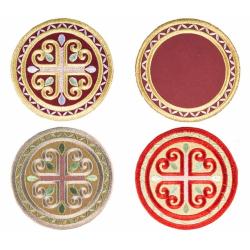 Медальон для лампады,D12см (уп.1шт.)