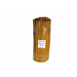 Свечи полувосковые станочные № 30 (2 кг)