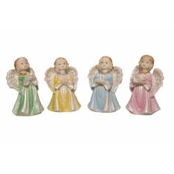 Ангел в ассорт. (А-11, размер 7,5 см) (уп. 4шт.)