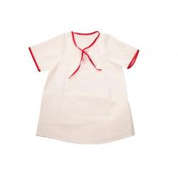 Сорочка крестильная, рост: 98-104 (бязь)