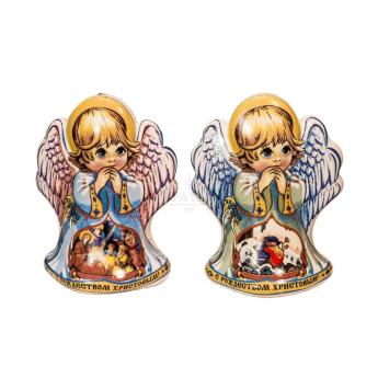 Колокольчик фарфоровый РХ Ангел (уп.10шт.)