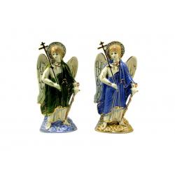 Ангел с крестом большой, кисловодский фарфор (уп.1шт.)